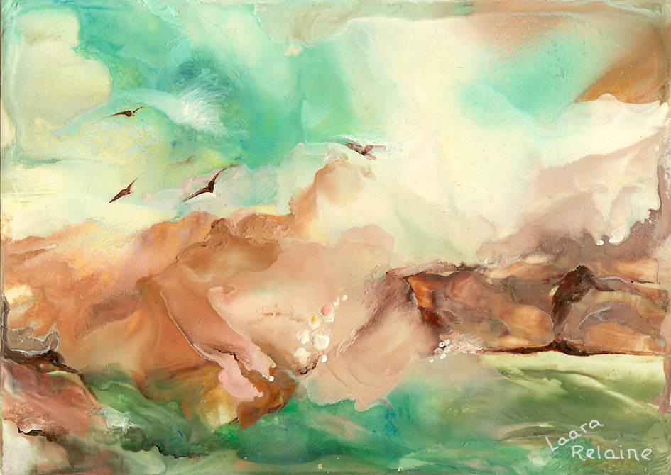 14 The Wild Sea2 (wax) (2)