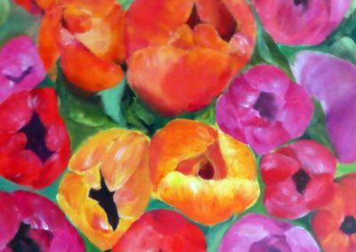 tulpen - Tineke Blankestijn