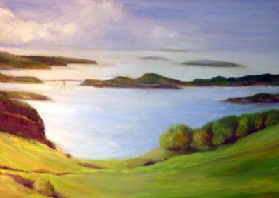 Frank Renssen, voorbij de horizon