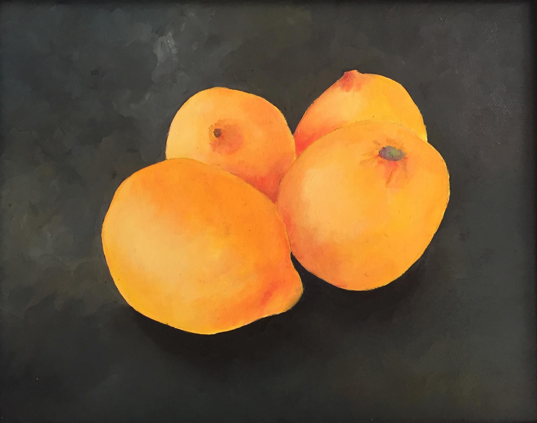 Tineke Blankenstijn, citroenen
